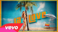 Fergie【L.A.LOVE (la la) ft. YG】